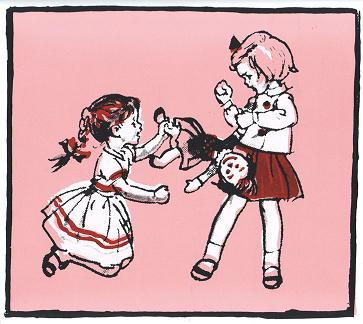 Girl Fight With Doll