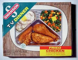Swanson Chicken TV Dinner