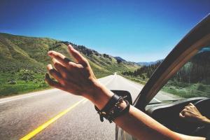 Lone Woman Road Trip