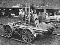 Sheffield Handcar or Kalamazoo Original 1910