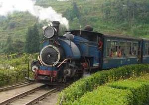 The Real Thomas the Tank Engine in India