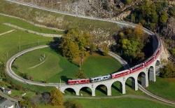 Train Track Loop