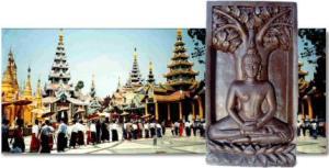 Chocolate Meditations Buddha