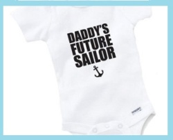 Future Sailor Onesie
