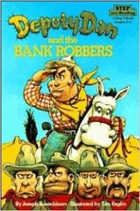 Deputy Dan Book Cover