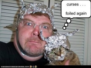 Curses Foiled Again Cat Nerd