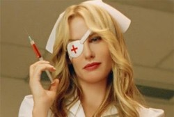 Elle Driver Nurse From Kill Bill