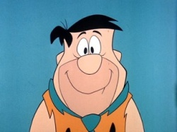 Fred Flintstone Face