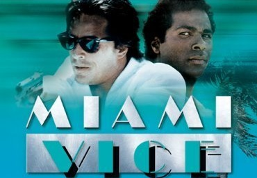 Miami Vice Tough Guys