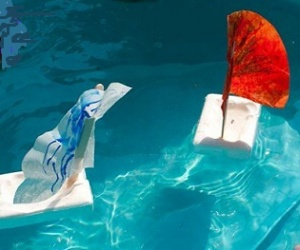 Ivory Snow Soap Boats