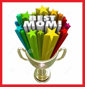 Best Mom Award from dreamstime.com