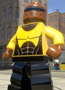 Power Man Lego